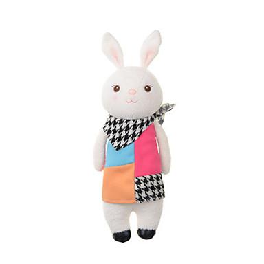 levne Pluszowe zwierzęta-Metoo Rabbit Pluszowe zwierzęta Zvířata Roztomilý Bavlna Vše Hračky Dárek 1 pcs
