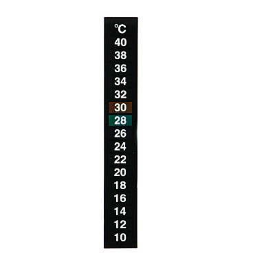 preiswerte Aquarium Heizgeräte & Thermometer-Aquarien & Tanks Thermometer / Wasserdicht 0 W #