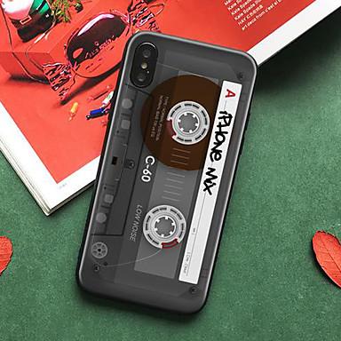 povoljno iPhone maske-Θήκη Za Apple iPhone XS / iPhone XR / iPhone XS Max Uzorak Stražnja maska Țiglă Tvrdo TPU / Opeka