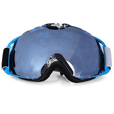 povoljno Motori i quadovi-Uniseks Motociklističke naočale Sportske Vjetronepropusnost / Anti-Magla / Zaštita od sunca ABS + PC