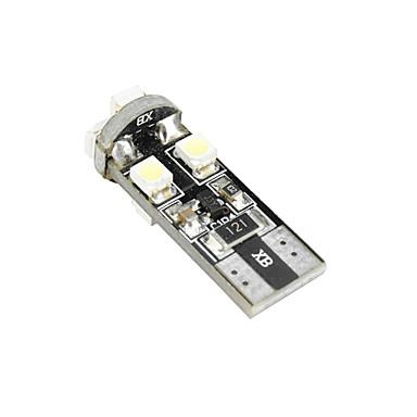 billige Automotiv-1 Deler T10 Bil Elpærer 5 W SMD 3528 8 LED Lisensplatelampe / Baklys / interiør Lights Til