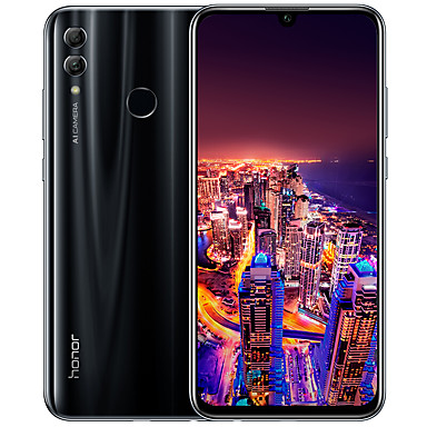 "preiswerte Telefone & Zubehör-Huawei Honor 10 Lite 6.21 Zoll "" 4G Smartphone ( 4GB + 64GB 2 mp / 13 mp Hisilicon Kirin 710 3400 mAh mAh )"