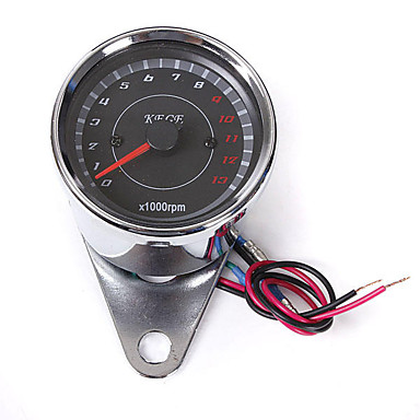 povoljno Automoto-motocikl brzinomjer tahometar brojač kilometara brojilo okretaja 0-13000 o / min