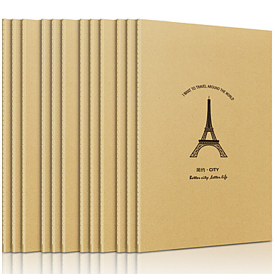 cheap Stationery Supplies-12 Pack deli FA54003-12 Wire Bond Notebook 40 Sheets A5