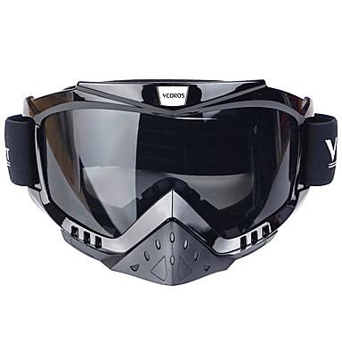 billige Motorsykkel & ATV tilbehør-Motocross utendørs sportslig solbeskyttelse ski motorsykkel hjelm beskyttelsesbriller støv-proof