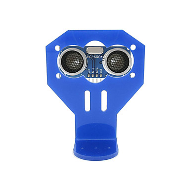 preiswerte Roboter Zubehör-hc-sr04 ultraschallsensor blauer ultraschallstent