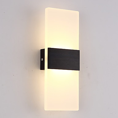 2413 New Design Modern Contemporary Wall Lamps Sconces Bedroom Indoor Metal Wall Light Generic 6 W Led Integrated