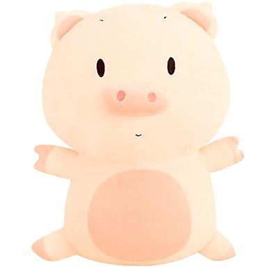 voordelige Knuffels & Pluche dieren-Varken Knuffels & Pluche dieren Dieren Schattig Katoen / Polyester Allemaal Speeltjes Geschenk 1 pcs