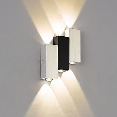 Nieuw Design Modern eigentijds Wandlampen Voor Binnen Metaal Muur licht 85-265V 6 W 7120659 2019 ...