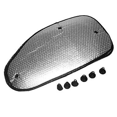 billige Interiørtilbehør til bilen-reflekterende bil sidevindu aluminiumsfolie vindskjerm skygge beskyttelse sol blokk