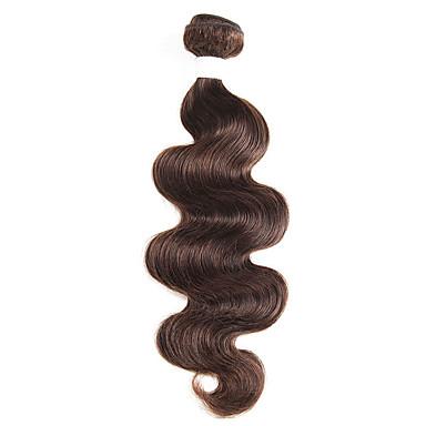 povoljno Ekstenzije od ljudske kose-1 paket Brazilska kosa Tijelo Wave Remy kosa Ekstenzije od ljudske kose 10-26 inch Isprepliće ljudske kose Nježno Najbolja kvaliteta Novi Dolazak Proširenja ljudske kose