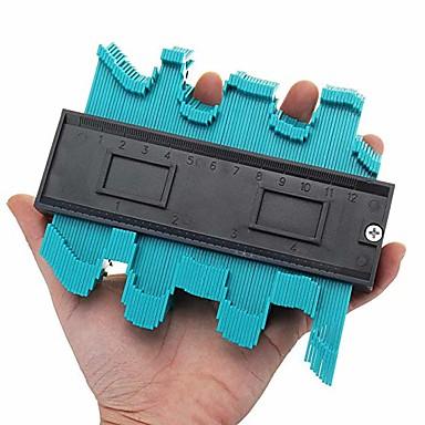 billige Temperaturmåleinstrumenter-1piece nøyaktig kontur måleverktøy abs plast rust måleverktøy multifunksjon gauge instant mal