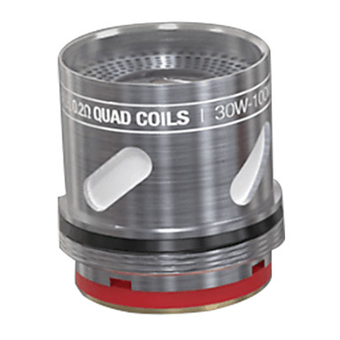 preiswerte Zerstäuberkerne-VGOD Shotgun Coil 5 Stücke Zerstäuberkerne Vape  Elektronische Zigarette for Erwachsener