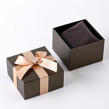 levne Pánské-Krabičky na hodinky Smíšený materiál Příslušenství k hodinkám 0.04 kg kreativita / Nový design / Pohodlné