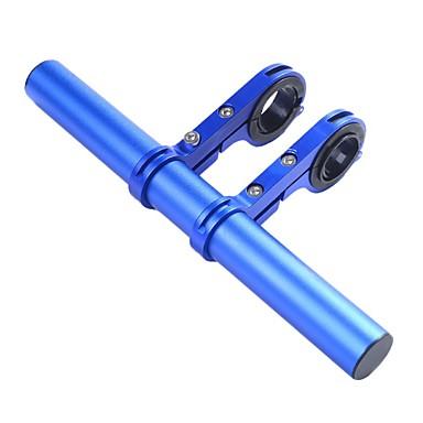 billige Sykkeltilbehør-31.8 mm Forlenger til sykkelstyre Lommelyktstativ Lettvekt Verktøyholder Forlenger til Vei Sykkel Fjellsykkel TT Aluminiumslegering Rød Svart Blå