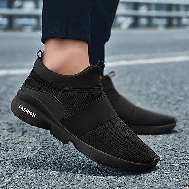 men's light soles mesh spring sporty / casual athletic