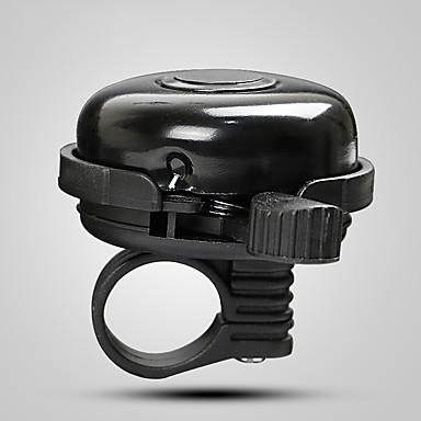 billige Sykkeltilbehør-Wheel up Sykkelklokke Sykling Stabilitet Holdbar Enkel å installere Til Vei Sykkel Fjellsykkel Sykling Metall Svart+Sølv Gylden+Svart Gylden+Svart