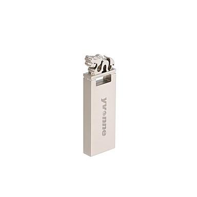 Недорогие USB флеш-накопители-yvonne 64 Гб флешка диск USB USB 2.0 / Micro USB Металл / Алюминиево-магниевый сплав Кубический Защита от влаги / Новый дизайн / Геометрический узор Y308