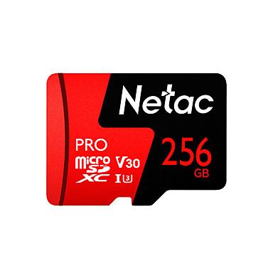cheap Memory Cards-Netac 256GB memory card UHS-I U3 / V30 P500pro