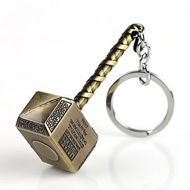 preiswerte Schlüsselanhänger-Streiche & Witze Schule Special entworfen Einfache Metalllegierung Kinder Spielzeuge Geschenk