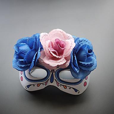 povoljno Party pokrivala za glavu-Čipka maske s Cvijet 1 komad Dnevni Nosite Glava