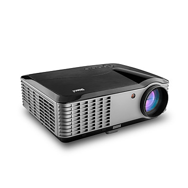 preiswerte Handy & Elektronik-shinco PD-839 LCD Projektor 3000 lm Unterstützung / 1080P (1920x1080) / ±15°