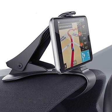 billige Interiørtilbehør til bilen-bilholder mini luftventilering rattklemme montering mobiltelefon mobiltelefonholder universal for bærbar stativ bærbar