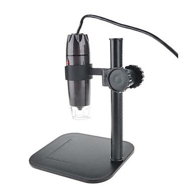 levne Mikroskopy a endoskopy-Digital Electronic Microscope 800 x Usb Microscope Portable Industrial Textiles Testing Digitální mikroskop 800X Smart Mini Inspekce