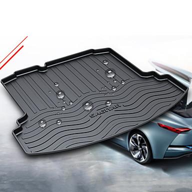 levne Koberečky do auta-Automobilový průmysl Trunk Mat Koberečky do auta Pro Hyundai 2018 Elantra POLY