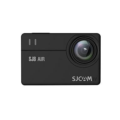 billige Bil Elektronikk-SJCAM SJ8AIR 1080p Mini Bil DVR 160 grader Bred vinkel Panasonic MN34112PA 2.33 tommers TFT LCD Skjerm / Kapasitiv skjerm / IPS Dash Cam med WIFI / Loop-opptak / Innebygd Mikrofon Nei Bilopptaker