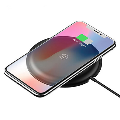 the best attitude aa31e dfa3b [$18.99] USAMS 10W Qi Wireless Car Charger LED Indicator Fast Charging Pad  With QC3.0/2.0 For iPhone X 8Plus S8 Note 8
