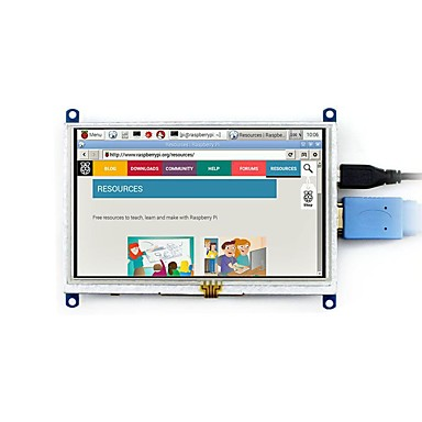 voordelige Elektrische apparatuur & benodigdheden-Raspberry Pi LCD Andere Materiaal Vermogen Raspberry Pi