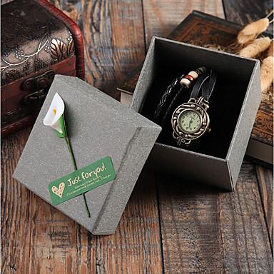 levne Pánské-Krabičky na hodinky Smíšený materiál Příslušenství k hodinkám 0.032 kg kreativita / Nový design / Pohodlné