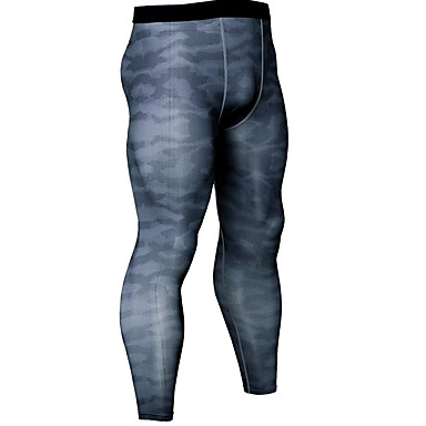 cecef682c008 Men's Compression Pants Compression Base layer Tights Bottoms Plus Size  Lightweight Breathable Quick Dry Soft Sweat-wicking Royal Blue Burgundy  Ivory Road ...