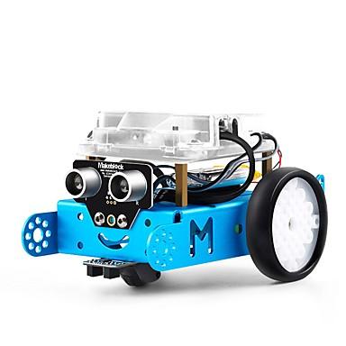 levne Elektrické vybavení-makeblock mbot inteligentní vzdělávací hračky vzdělávání učení robot programovatelný montáž robot auto