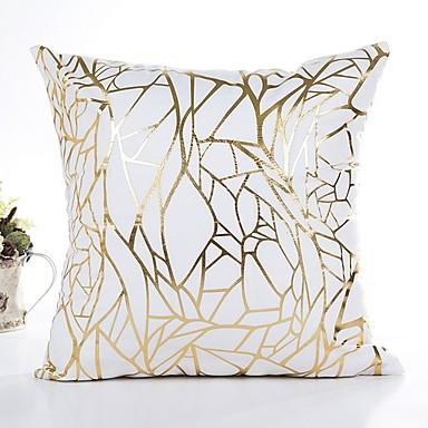 1 stk Bomull / Lin Putecover, Stripet Art Deco Kunstnerisk Stil Moderne