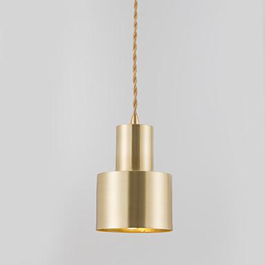 79 91 Jsgylights Mini Pendant Light Downlight Brass Copper Mini Style New Design 110 120v 220 240v