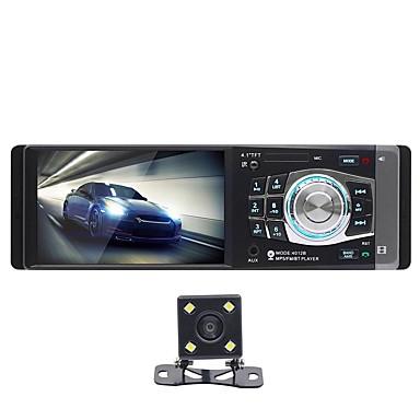 levne Auto Elektronika-swm 4012 + 4led fotoaparát 4 palce 1 din auto mp5 přehrávač / auto mp4 přehrávač / auto multimediální přehrávač micro usb / mp3 / vestavěný bluetooth pro univerzální rca / vga / microusb mpeg / mpg