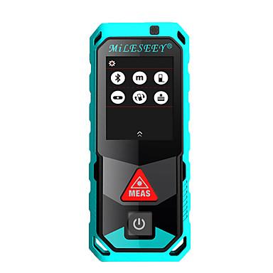 voordelige Test-, meet- & inspectieapparatuur-laser meter mileseey t7 80 m touch screen laser afstandsmeter afstandsmeter met 3D punt naar punt technologie