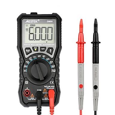 preiswerte Elektrische Instrumente-MESTEK DM90 Digital-Multimeter / Andere Messinstrumente 60mV-600V Leichtes Gewicht / Praktisch / Maßnehmen