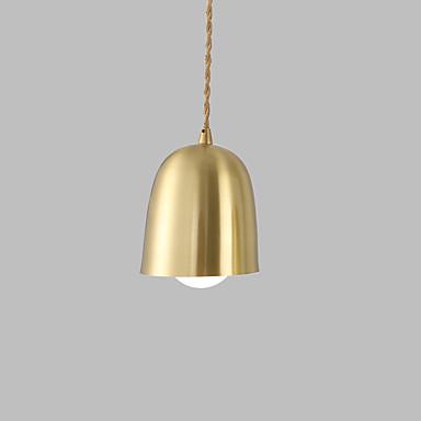 85 09 Jsgylights Mini Pendant Light Downlight Brass Copper Mini Style New Design 110 120v 220 240v