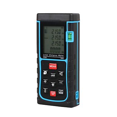 preiswerte Füllstand-Messgeräte-Laser-Entfernungsmesser mit Messgerät zum Messen von Wasserwaagen-Messgerät 100 m