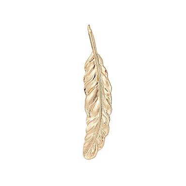 levne Dámské šperky-Dámské Brože Socha Brož Šperky Zlatá Stříbrná Pro Obřad Formální Dovolená Nový Rok Festival