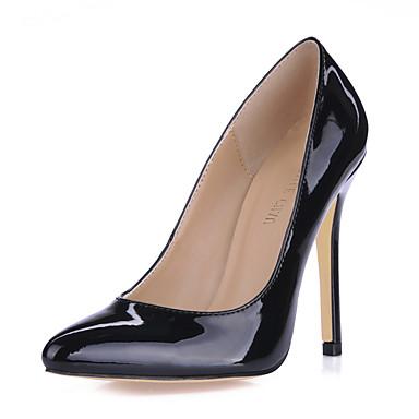 bafb0fdfcb3 [$31.49] Women's Heels Stiletto Heel Pointed Toe Synthetics Classic / Sweet  Fall / Spring & Summer Black / Wine / Ivory / Wedding / Party & Evening /  ...