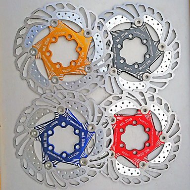 povoljno Dijelovi za bicikl-Plutajući disk s biciklom Mountain Bike / Biciklizam / Bicikl Sigurnost / Sportski Mix / Aluminijska legura Crn / Dark Blue / Fuksija