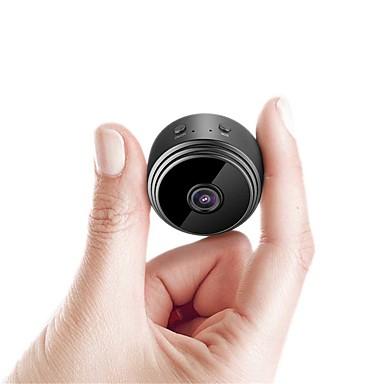 povoljno Zaštita i sigurnost-mini bežična kamera 32g tf kartica hd aplikacija 25fps p2p ip wifi kamera 1080p detekcija pokreta noćnog vida 2 mp sigurnost ip kamera unutarnja podrška 64 gb / cmos / 50/60 / iphone os / android