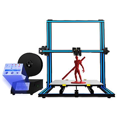povoljno 3D printeri-tronxy® x3sa-400 aluminijski 3d pisač 400 * 400 * 420mm veličina ispisa s 3.5 inčnim zaslonom osjetljivim na dodir / automatsko izjednačavanje / rusume ispis / detekcija izlaza filamenta