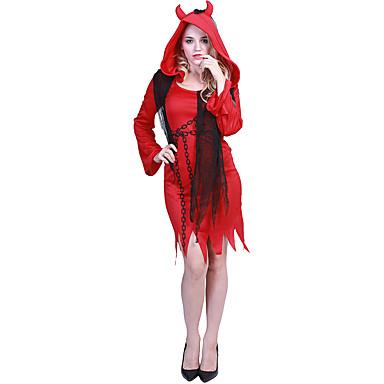 billiga halloween kostymer dam