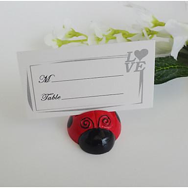 voordelige Feestbenodigdheden-Feest / Bruiloft Feestaccessoires Plaatskaart Houders / Trouwkaarthouder Minispot Hars Creatief