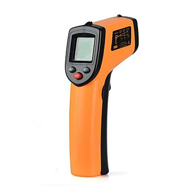 levne Testovací, měřící a kontrolní vybavení-digitální teploměr červený laser infračervený teploměr bezkontaktní